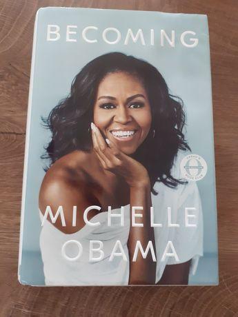 Biografia Michelle Obama w języku angielskim
