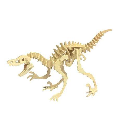 Конструктор деревянный динозавр для детей