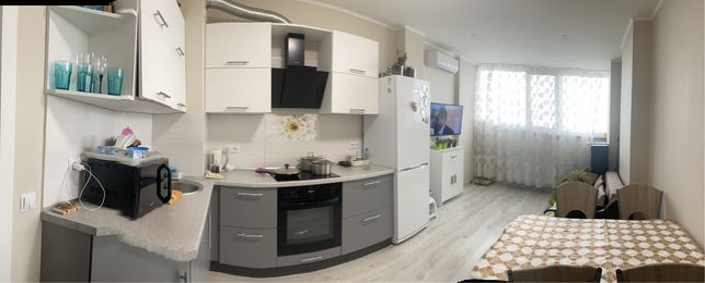 Продам квартиру от хозяина евроремонт, мебель