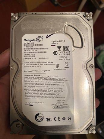 Жесткий диск 500 гб идеал
