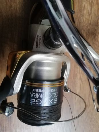 Катушка shimano палка salmo 5-35g