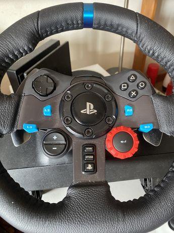 Volante Logitech G29 PC/PS4/PS5