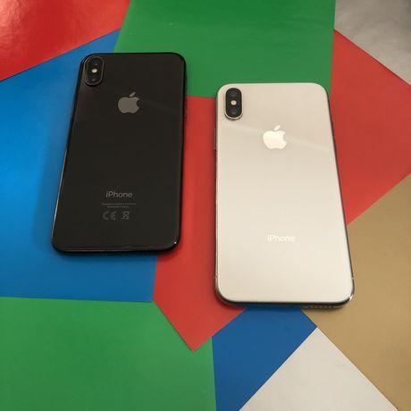 2 x iPhone X 93% 92% Bdb stany. okazja!