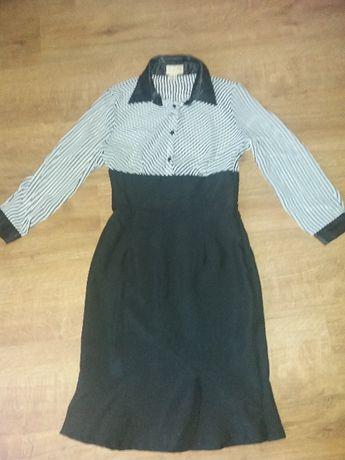 Elegancka sukienka do biura r.S