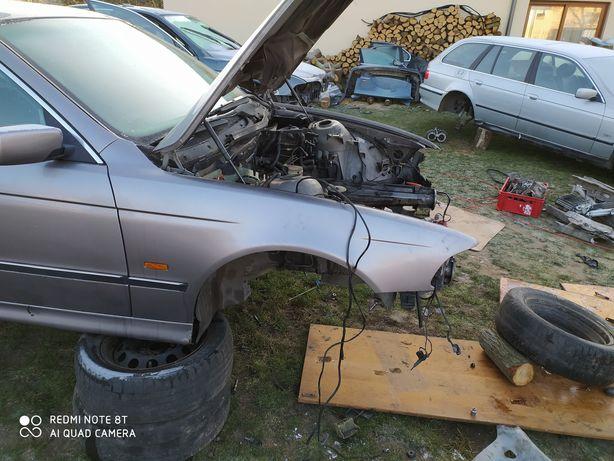 BMW e39 sedan kombi m57 m52 m52tu części