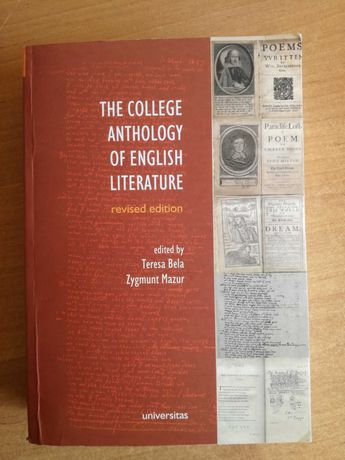 The College Anthology Of English Literature.