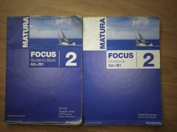 Matura Focus 2, S.Kay