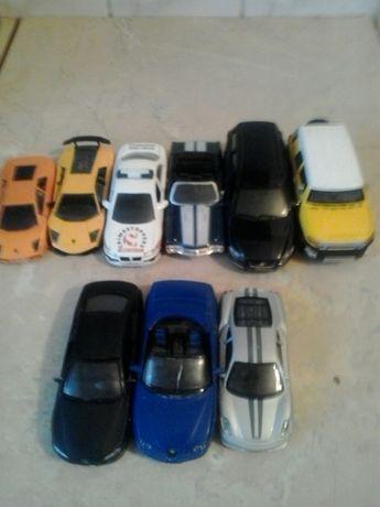 Samochody Bburago Welly