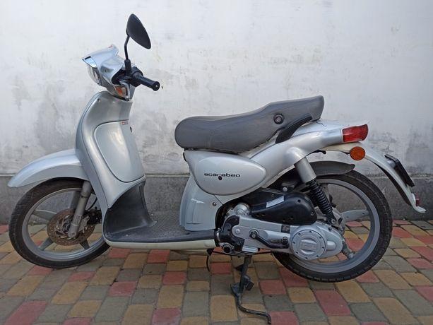 Скутер, мопед, Априлия Скарабео 50
