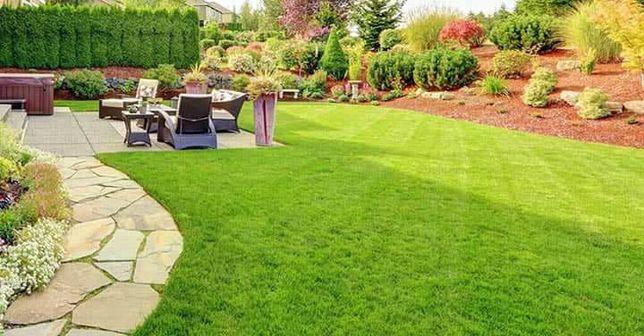 Услуги садовника, уход за газоном, стрижка хвойников, озеленение.