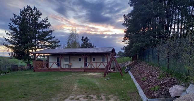 Domek nad jeziorem 6-cio osobowy Suwalszczyzna