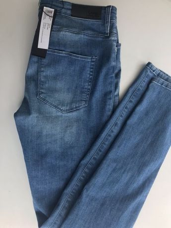 Karl Lagerfeld Nowe Oryginalne Jeansy Spodnie Metki ###