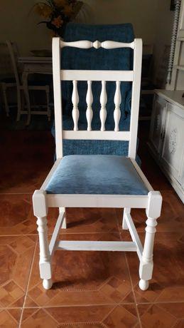 Cadeiras de Mesa de Refeição
