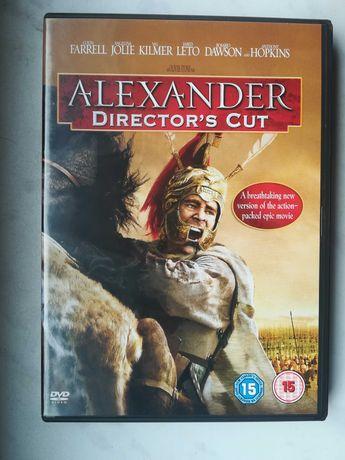 Alexander wersja reżyserska film na DVD