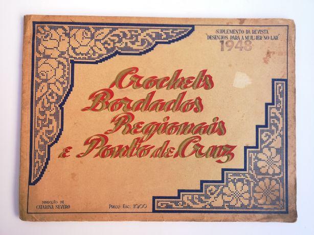 Crochets, Bordados Regionais e Ponto de Cruz (1948)