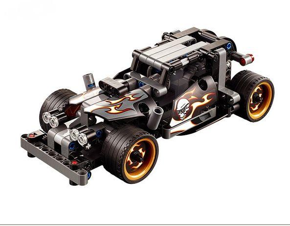 Lepin GetAway Racer 170 ele - jak Lego Technic 42046