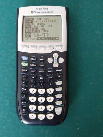 Calculadora Gráfica Texas Instruments TI-84 Plus