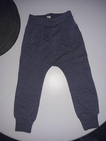 Nowe spodnie dresowe, baggy Cool Club 104