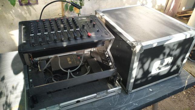 Case Rack para equipamentos AV