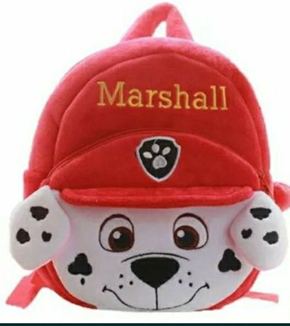 Plecak  plecaczek Psi Patrol nowy Paw Patrol Marshall