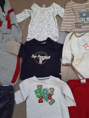 Odzież dziecięca 68 MIX