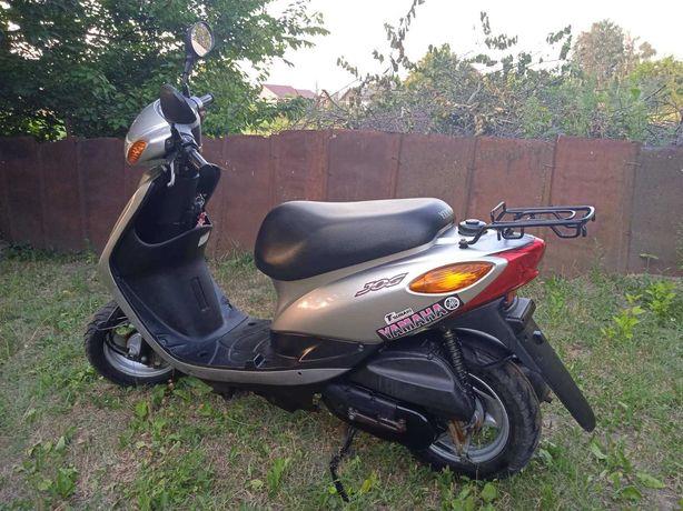Продам скутер YAMAHA SA36S