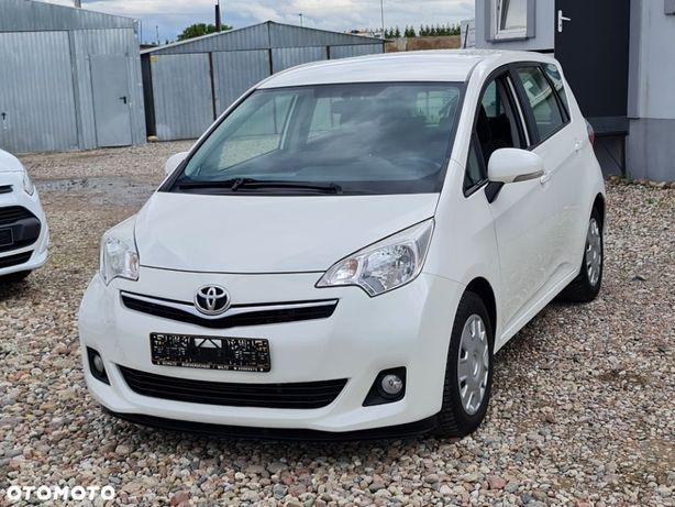 Toyota Verso S 100% Serwisowany, 1 szy Właściciel, Kolorowa Nawigacja, Tempomat.