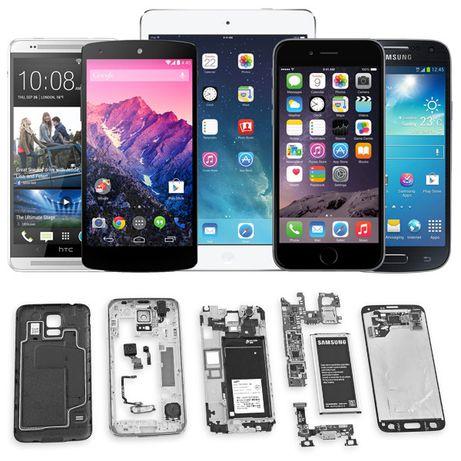 Ремонт смартфонов, планшетов в кратчайшие сроки