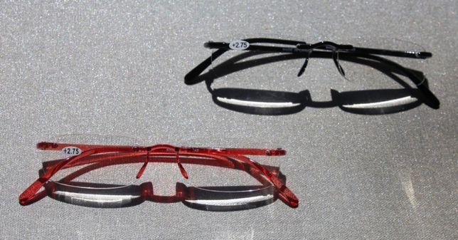Óculos em acrílico