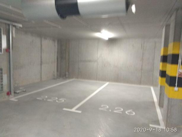 Miejsce postojowe garaż podziemny Lublin Racławickie 28A