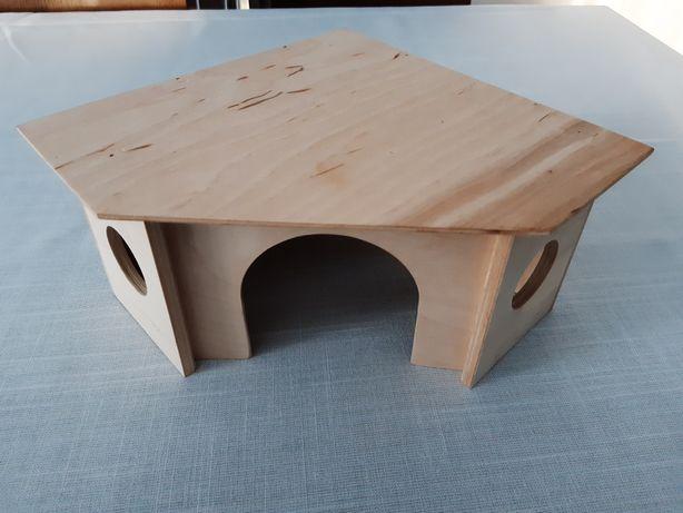 Domek dla gryzonia