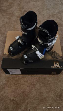 Buty narciarskie dziecięce Salomon Team T2 rozm. 21