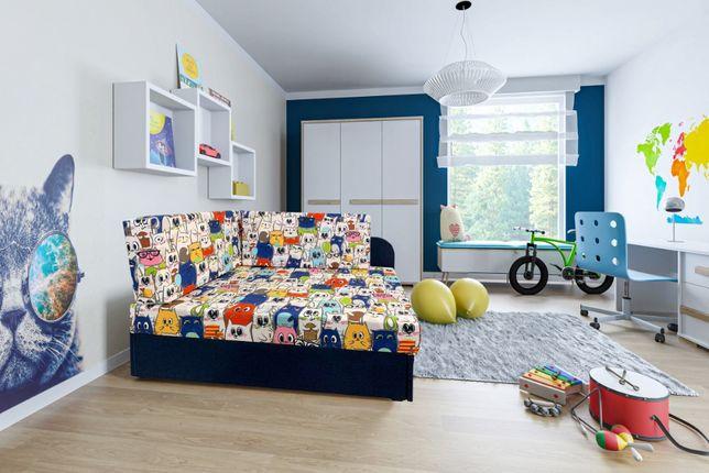 Tapczan, łóżko dla dziecka, narożnik dziecięcy, szybka dostawa, PROMO!