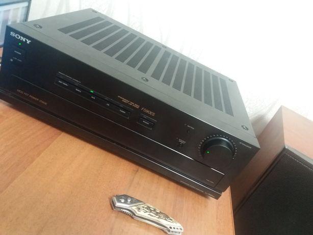 Sony ta f590ES Підсилювач
