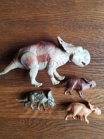 Figurki z filmu Wędrówki z dinozaurami Patchi Juni Gniewko zestaw