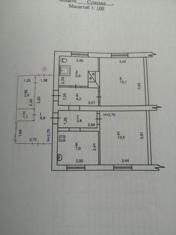 Продажа дома квартирный вариант
