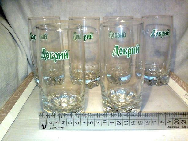 "стаканы ""Добрый"" для сока/напитков 350 мл"