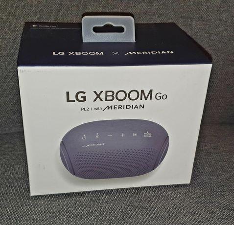 LG  XBoom Go PL2  Głośnik bezprzewodowy bluetooth, BASS