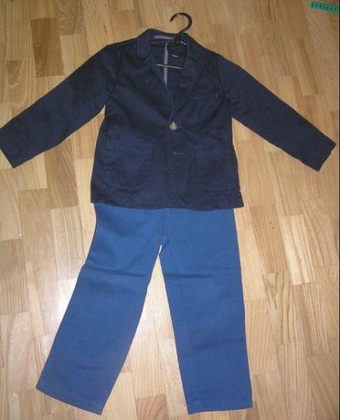 Костюм нарядный для мальчика пиджак брюки Next