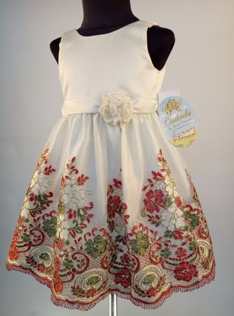 Плаття Суконка на зріст 98-104 см, фірми Cinderella нова з бірками