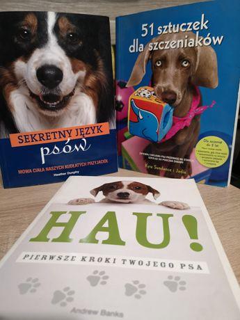 51 sztuczek dla szczeniaków książki psy pies