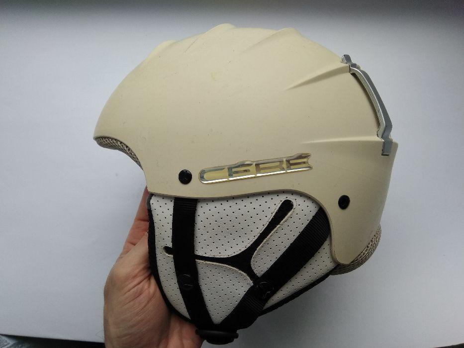 Зимний горнолыжный, сноубордический шлем Cebe, размер S – 56см. Харьков - изображение 1