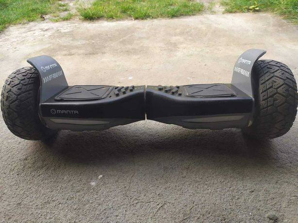 "Hoverboard Manta MSB9023 Off Road - Smart Balance Board 8,5"""