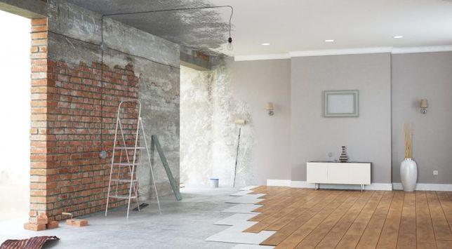 Wolne terminy! malowanie/gładzie/naprawy/montaże/wykończenia/remonty