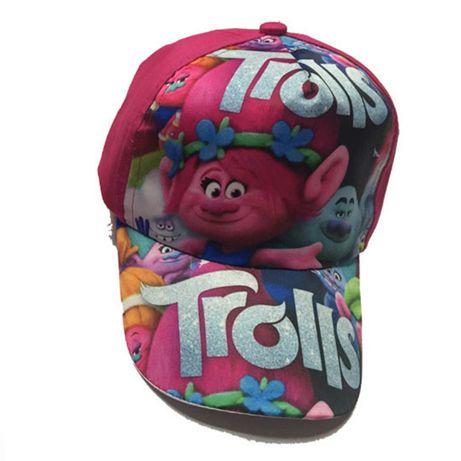 Boné Trolls criança (novo) - ver outras fotos