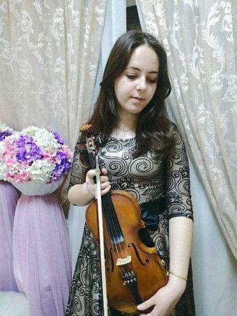 Уроки скрипки и сольфеджио