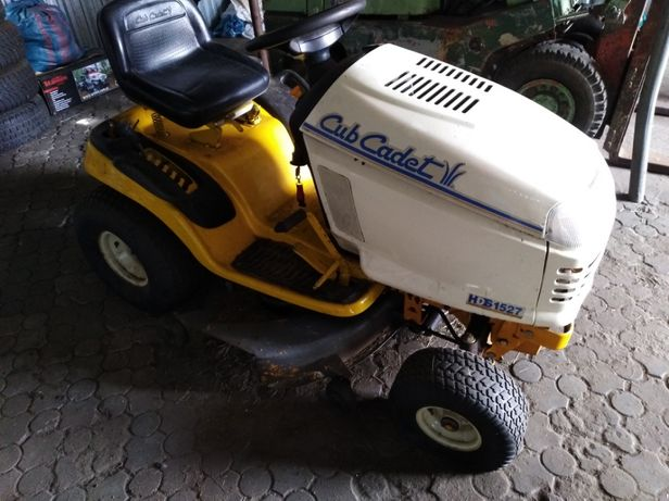 Traktorek kosiarka 17 KM Cub Cadet AUTOMAT