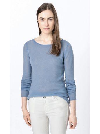 Джемпер HALLHUBER Базовый кашемировый свитер