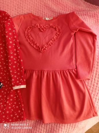 Сукні для дівчинки. Розмір 116.