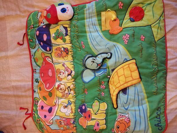 Розвиваючий килимок Сhicco